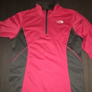 The North face Girls sweater